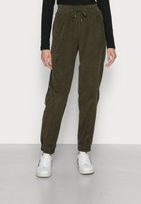 More & More - TROUSER - Trousers - autumn forest - 0