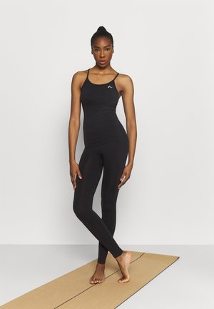 ONPJARI CIR LEOTARD - Turnanzug - black