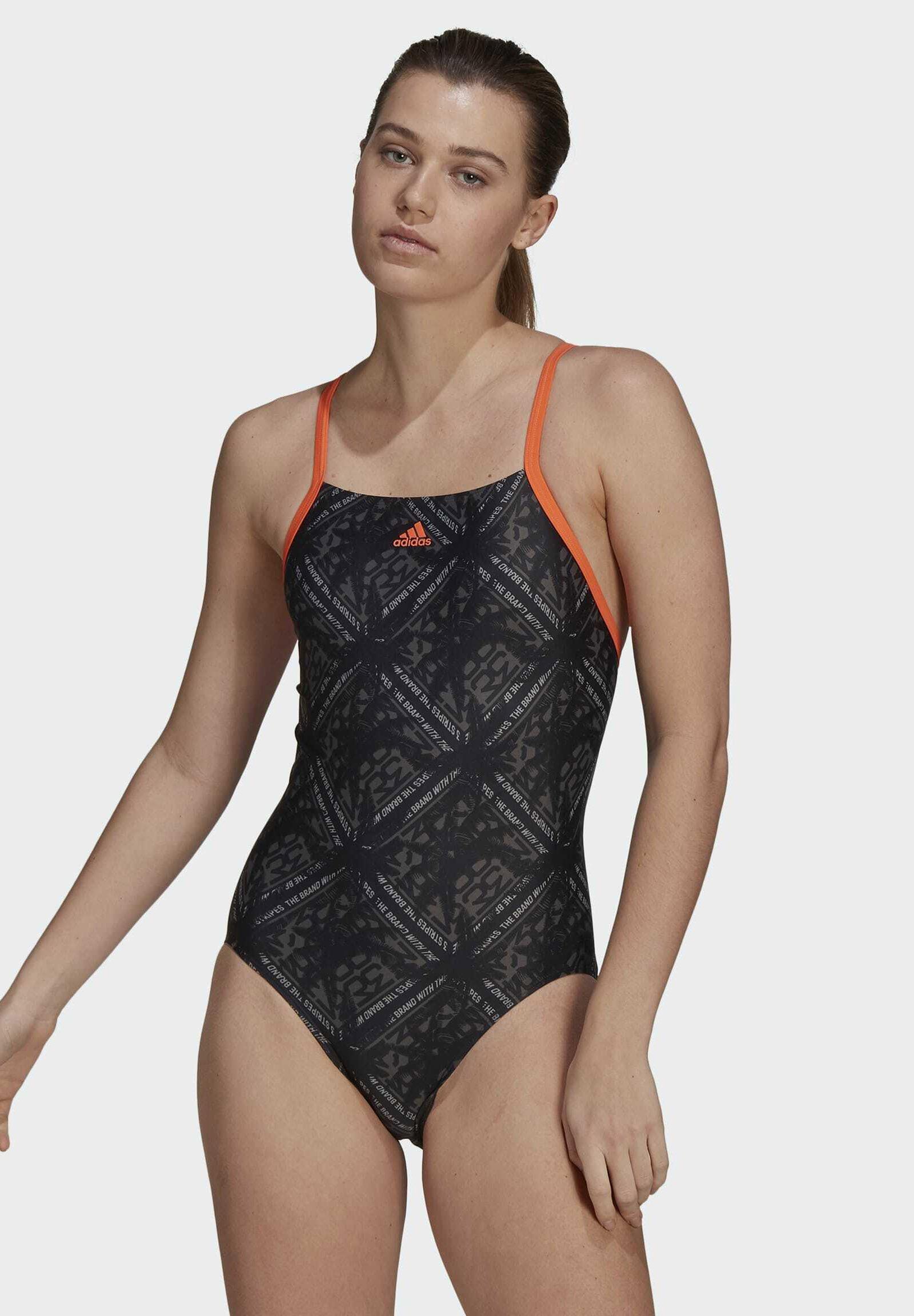 Women SH3.RO THIN STRAPS FESTIVIBES SWIMSUIT - Swimsuit