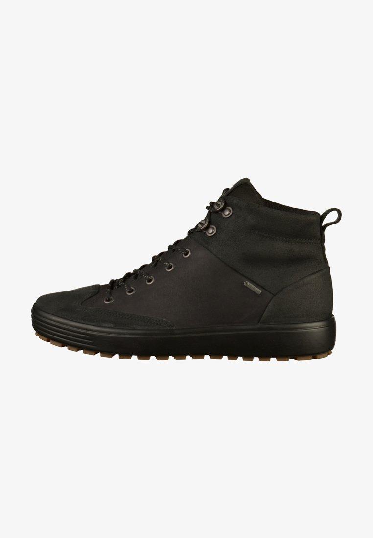 ECCO - Zapatillas altas - black