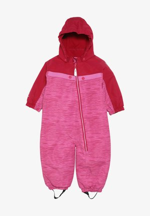 DOLPA MINI PADDED COVERALL - Kombinezon zimowy - raspberry