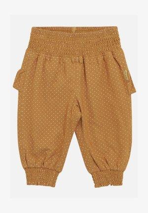 TRINE - Trousers - cinnamon