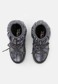 Moon Boot - JR GIRL LOW PREMIUM WP - Botines con cordones - metal gun - 3