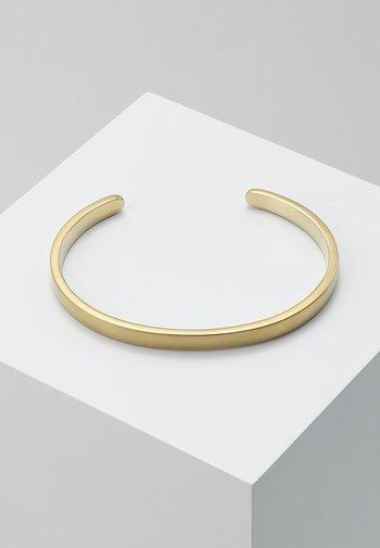 SINGULAR CUFF - Armband - gold-coloured