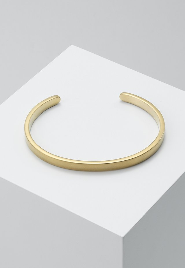 SINGULAR CUFF - Armbånd - gold-coloured