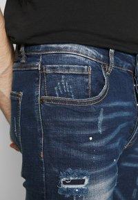 Kings Will Dream - KEPPLER - Jeans Skinny Fit - mid blue - 4