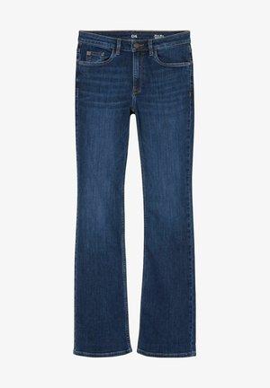 Bootcut jeans - jeans blau