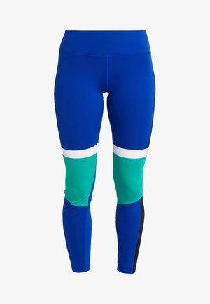 Tights - cobalt