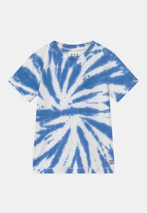 BATIK KID - Print T-shirt - dark ocean