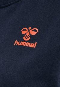 Hummel - HMLACTION - Sweatshirt - dark sapphire fiesta - 4