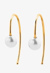 OHRSCHMUCK LOOP - Earrings - gold-coloured