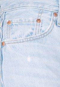 Levi's® - 501® MID THIGH SHORT - Denim shorts - luxor focus - 4