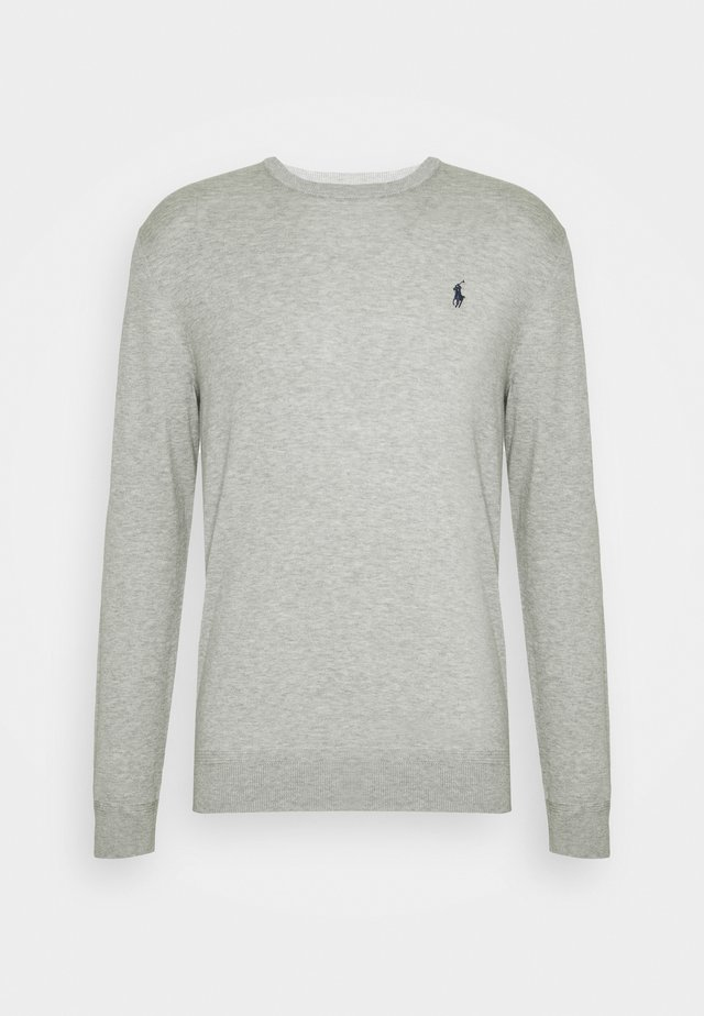 LONG SLEEVE - Maglione - light grey heather