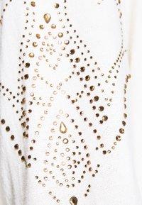 Desigual - GANTE - Pullover - white - 5