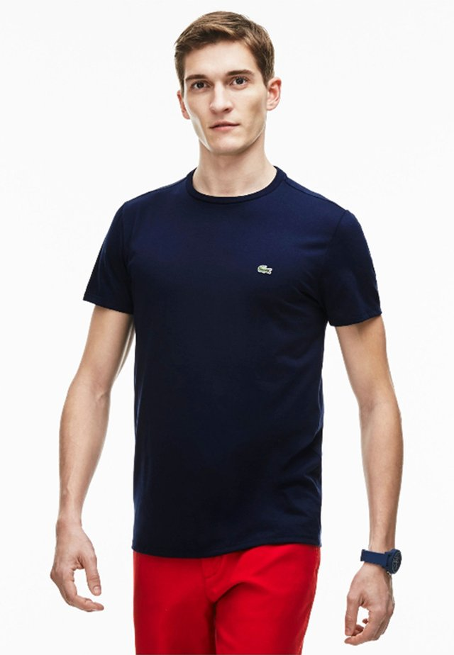 TH6709 - T-shirt basique - marine