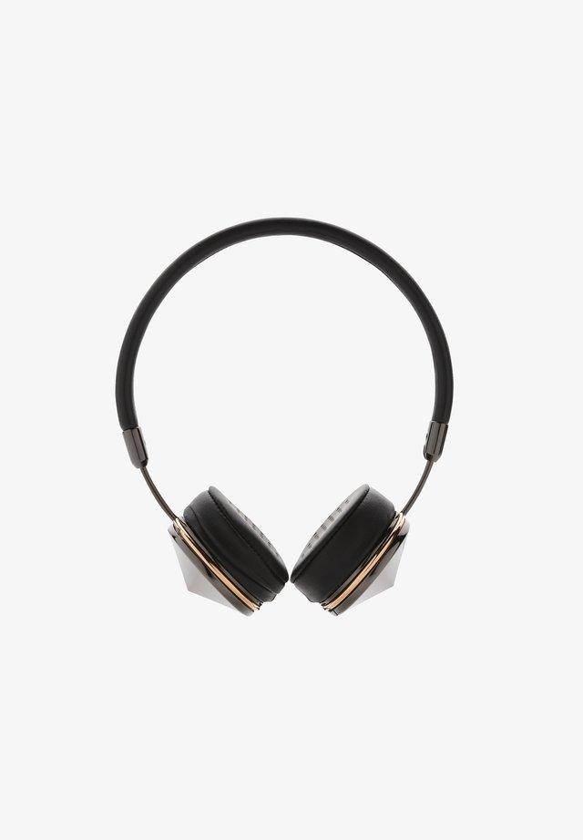 Hörlurar - gunmetal, layla, wired