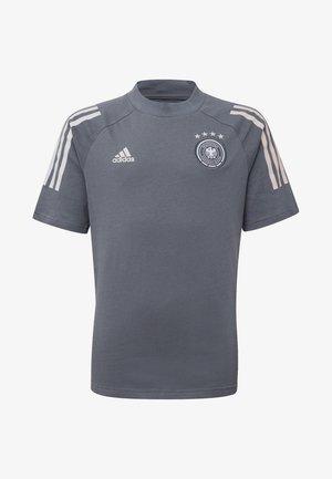 DEUTSCHLAND DFB TEE - Print T-shirt - onix