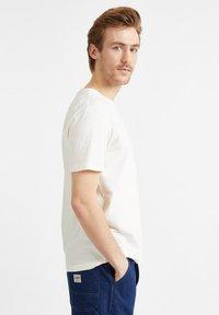 Lee - T-shirt basique - white canvas - 3