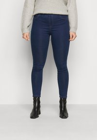 CAPSULE by Simply Be - SCULPTING JEGGINGS - Jeans Skinny Fit - indigo - 0