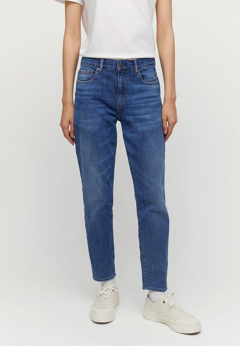 ARMEDANGELS - CAJAA - Straight leg jeans - light blue