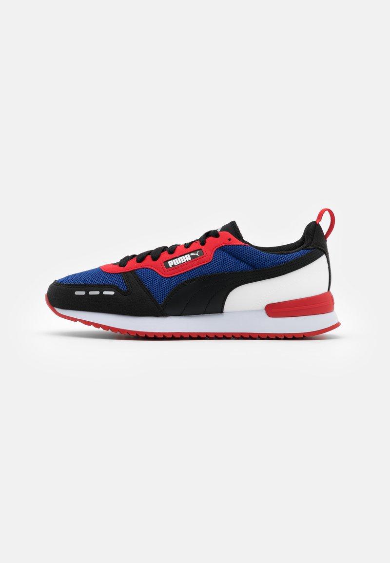 Puma - Sneakers basse - limoges/black/high risk red