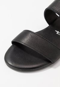 Tamaris - Sandales - black - 2