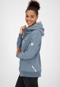alife & kickin - MARIAAK  - Zip-up hoodie - blue - 3