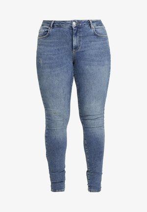VMTERESA - Jeans Skinny - medium blue denim