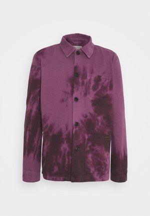 BARNEY - Jeansjacka - violet
