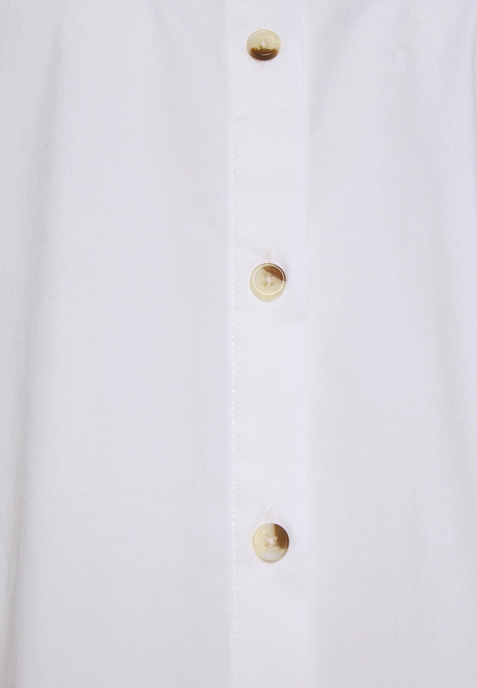 New Women's Clothing Minimum KOKO Button-down blouse white DOqKTxgMz