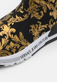 Versace Jeans Couture - High-top trainers - print - 6