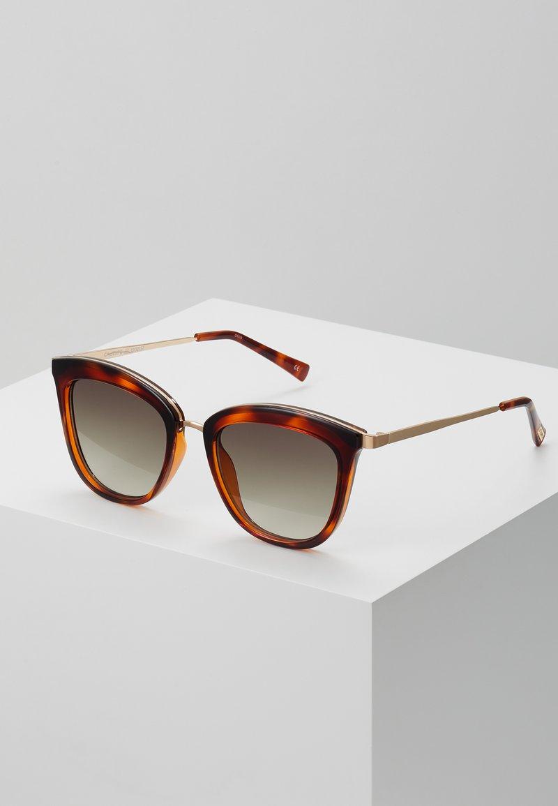 Le Specs - CALIENTE - Sunglasses - khaki grad
