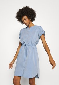 comma - Shirt dress - blue - 0