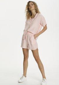 Denim Hunter - Button-down blouse - english rose - 1