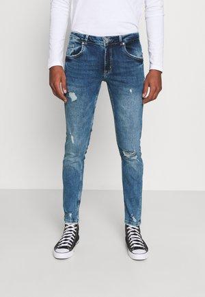 BARCELONA DESTROY - Jeans Skinny Fit - sea shore