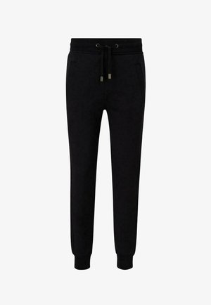 SALVA - Tracksuit bottoms - black
