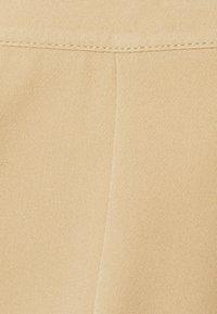Trendyol - Mini skirt - camel - 2