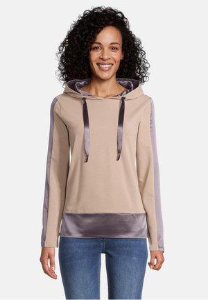 CASUAL - Sweatshirt - taupe/grey