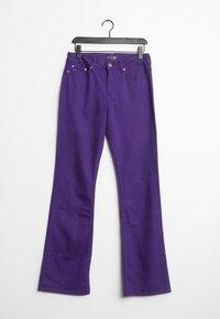 Tommy Hilfiger - Straight leg jeans - purple - 0