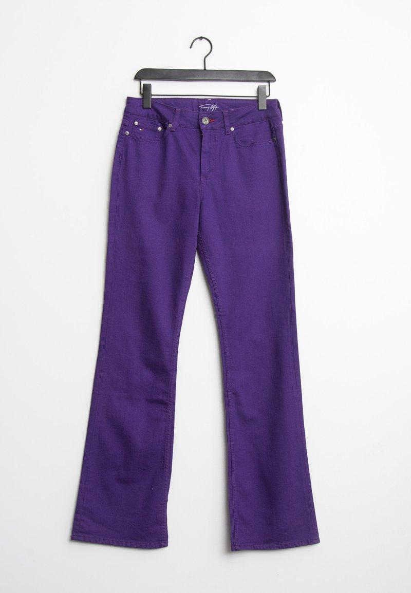 Tommy Hilfiger - Straight leg jeans - purple