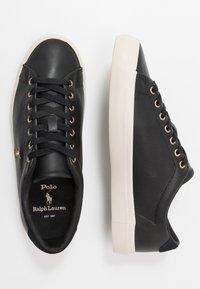 Polo Ralph Lauren - LONGWOOD UNISEX - Tenisky - black - 1