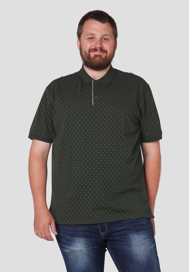 Poloshirts - forest green