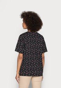 Esprit - T-shirt imprimé - black - 2