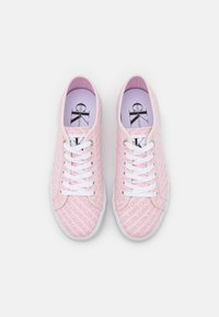 Calvin Klein Jeans - LACEUP  - Tenisky - pearly pink - 5