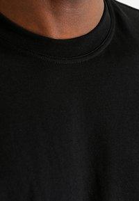 Schiesser - AMERICAN 2PACK - Camiseta interior -  black - 4