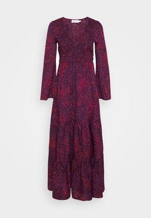 LADIES DRESS - Maxiklänning - panther red