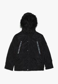 Lemon Beret - TEEN BOYS JACKET - Winter jacket - black - 0