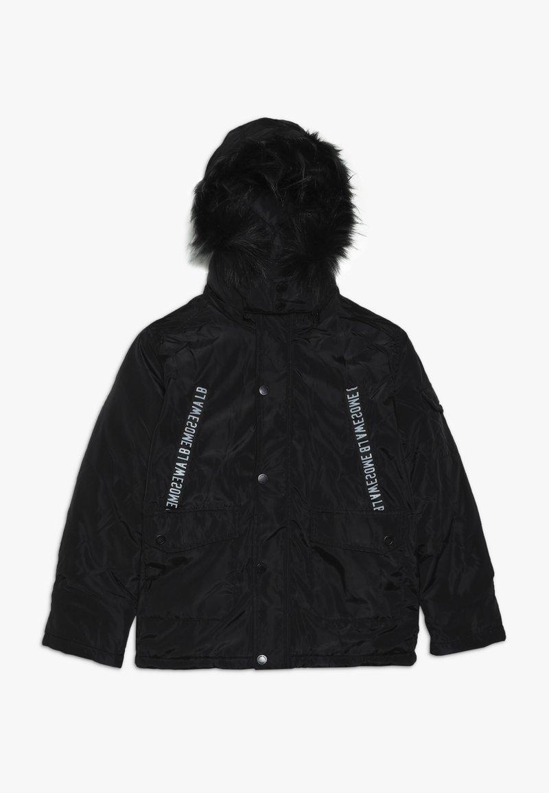 Lemon Beret - TEEN BOYS JACKET - Winter jacket - black