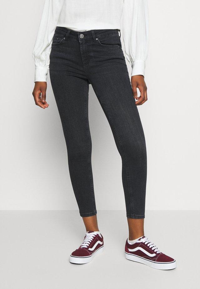 PCDELLY  - Jeans Skinny - dark blue