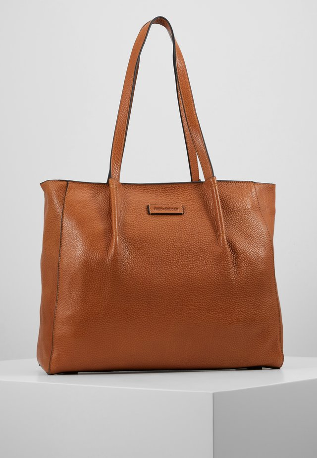 KYOTO - Tote bag - light camel
